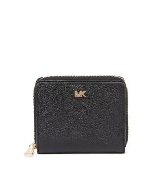 Michael Kors Zip Around Snap Wallet