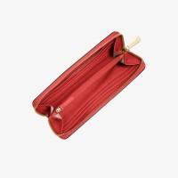 Кошелёк Michael Kors Jet Set Travel Saffiano Leather Continental - Mandarin